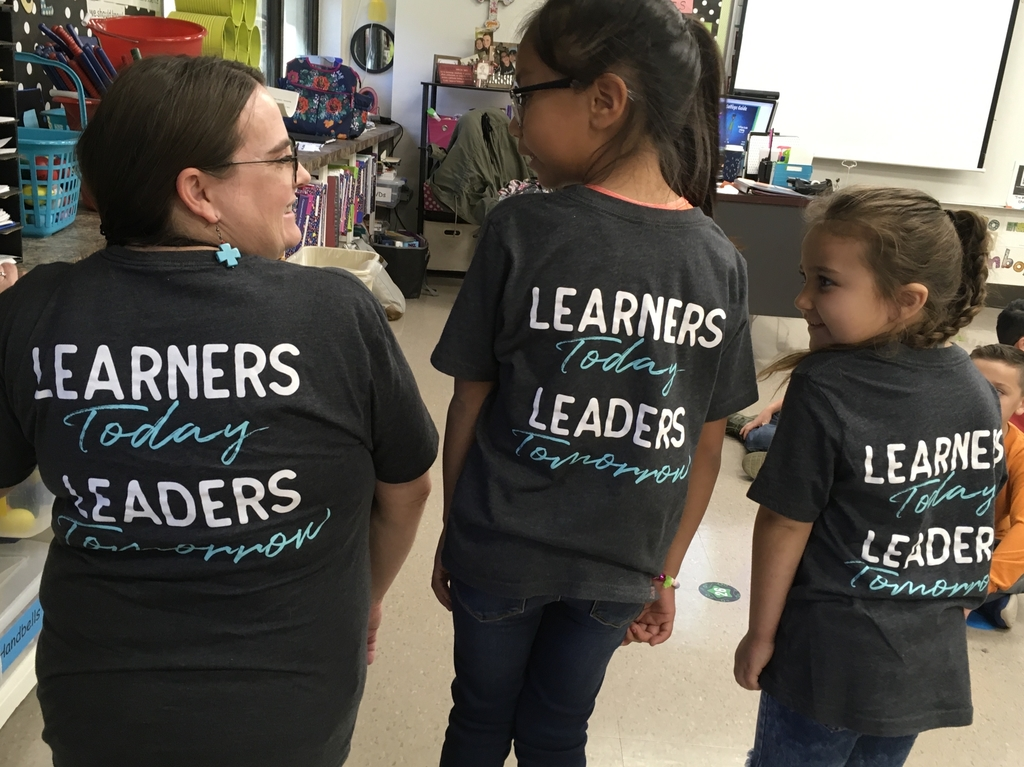 Learners today! Leader's tomorrow!