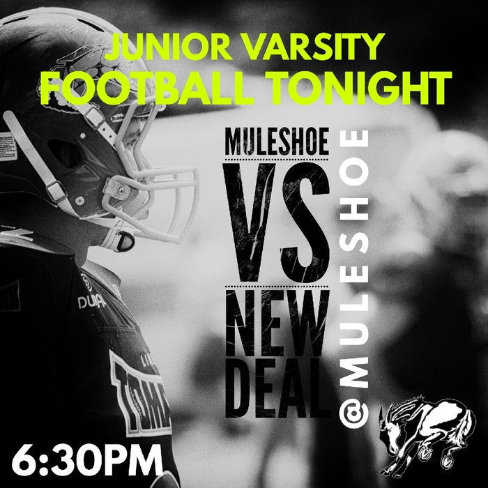 Jv game tonight in Muleshoe