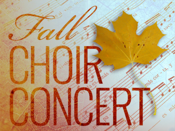Fall Choir Concert
