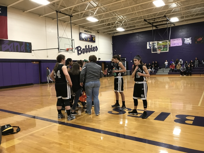 7th grade A vs Dimmitt