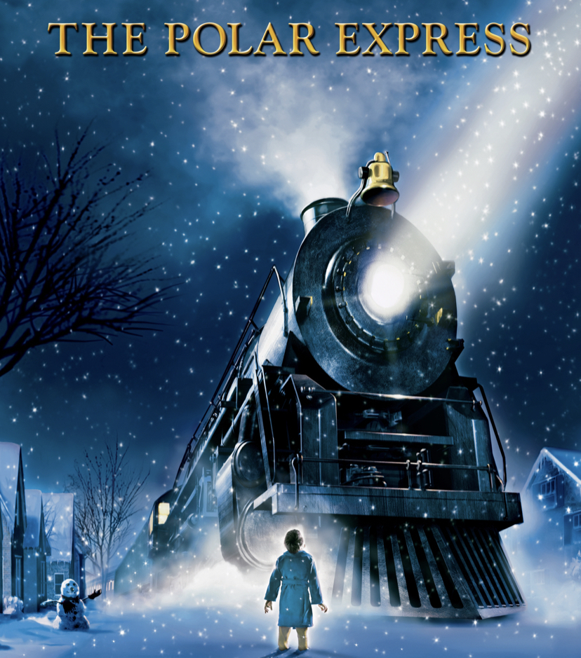 Polar Express Day Monday, December 16th. Kindergarteners wear your pj's!