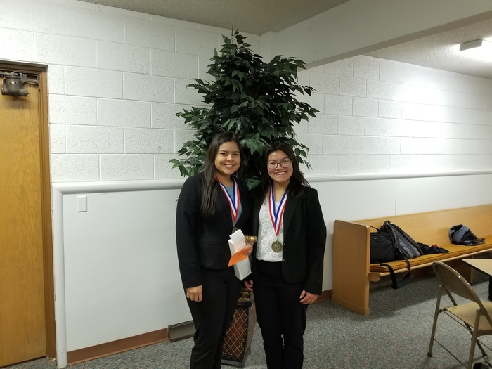 Mercy Manzanales/Maria Campos - 1st Place CX Team