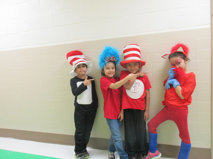 More of our Dr. Seuss Cuties.